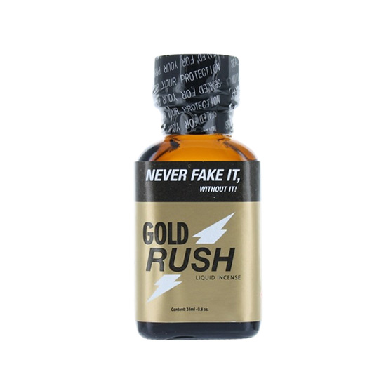Gold Rush Poppers 24ml Big Order Poppers